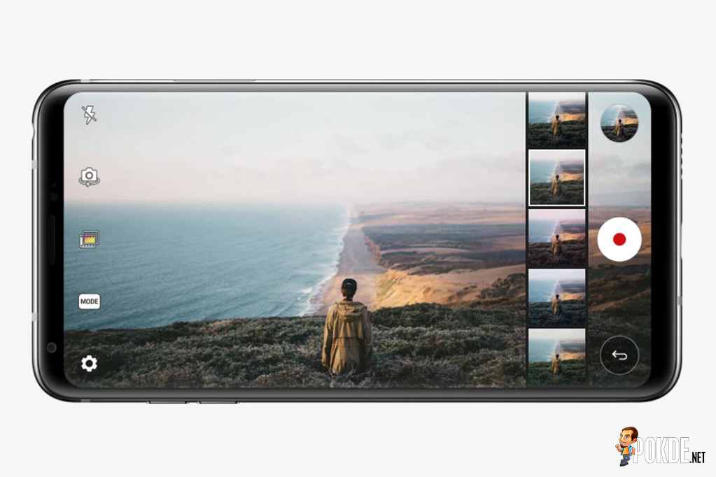 [MWC2018] LG V30S ThinQ debuts with AI — Same hardware with new AI features and more memory! 22