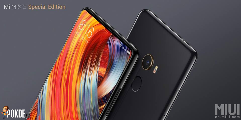 Mi Mix 2 packs Snapdragon 835 into a ceramic body; prices start from just RM2123! 21