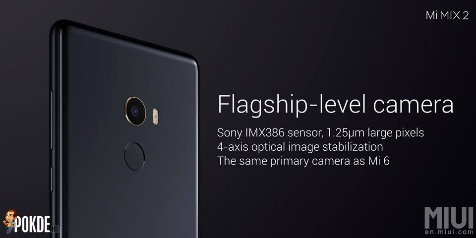 Mi Mix 2 packs Snapdragon 835 into a ceramic body; prices start from just RM2123! 20