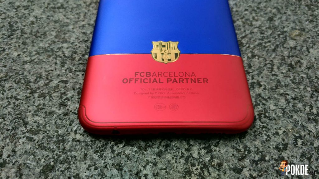 [EXCLUSIVE]Hands on with the OPPO R11 FC Barcelona Edition; do you bleed red (and blue)? 28