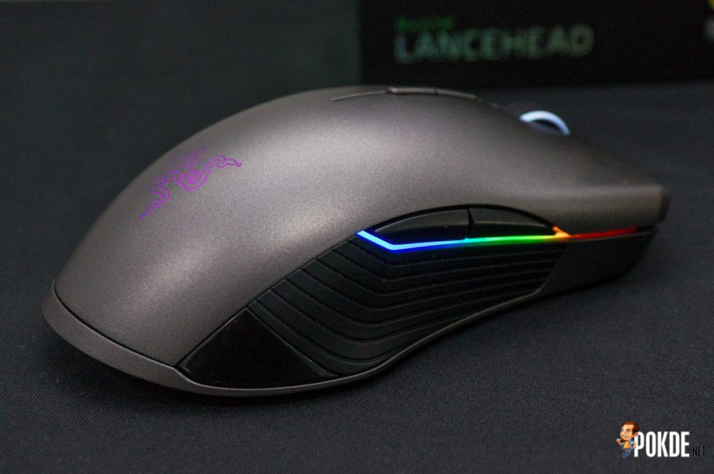 Razer Lancehead wireless gaming mouse review 28