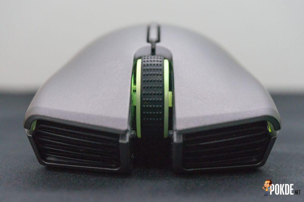 Razer Lancehead wireless gaming mouse review 20