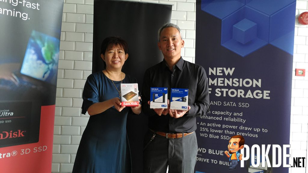 WD and SanDisk 64-Layer 3D NAND SSD now available in Malaysia 21