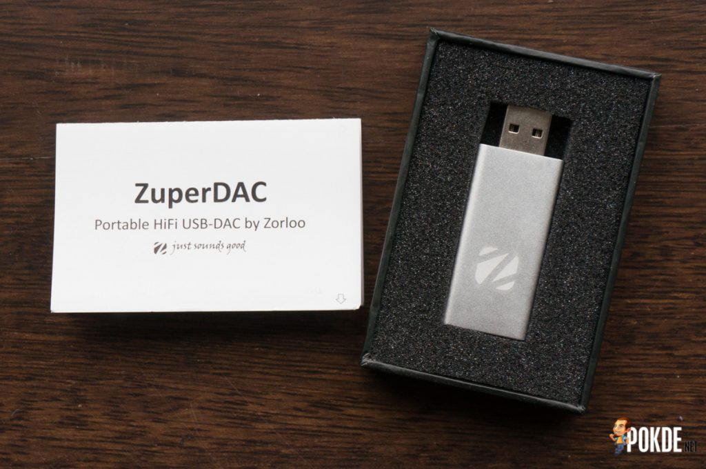 Zorloo ZuperDAC Portable HiFi USB DAC review; sound quality not proportional to size 28