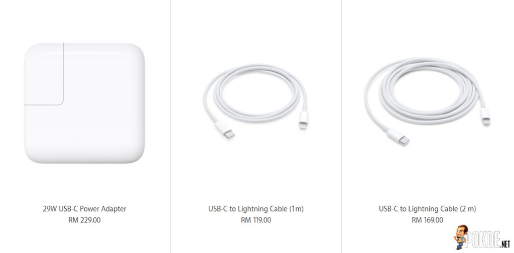 New iPhones need extra hardware for fast charging; that will be RM348, thank you 20