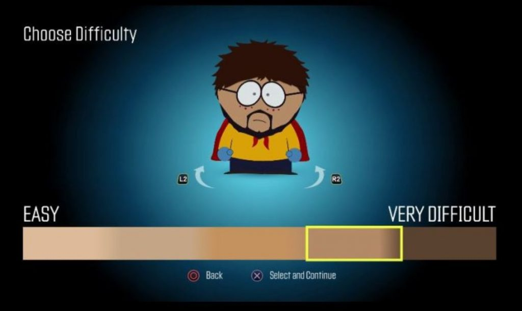 South Park's The Fractured But Whole; Game Gets Harder If Your Character Is Black 27