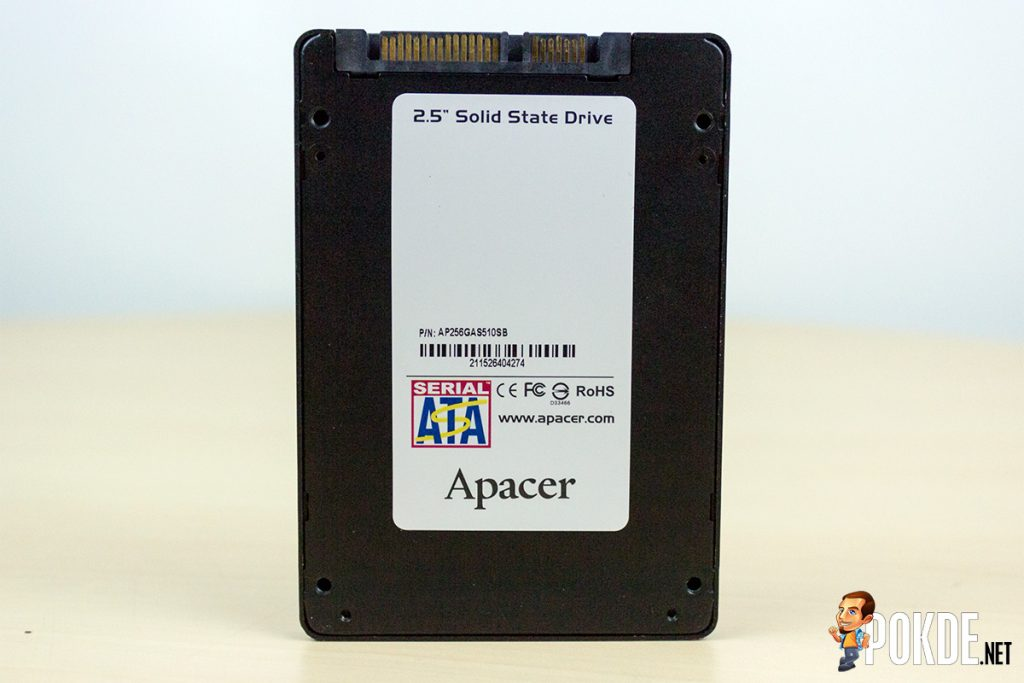 """Apacer AS510S Pro II 256GB 2.5"""" SSD review 25"""