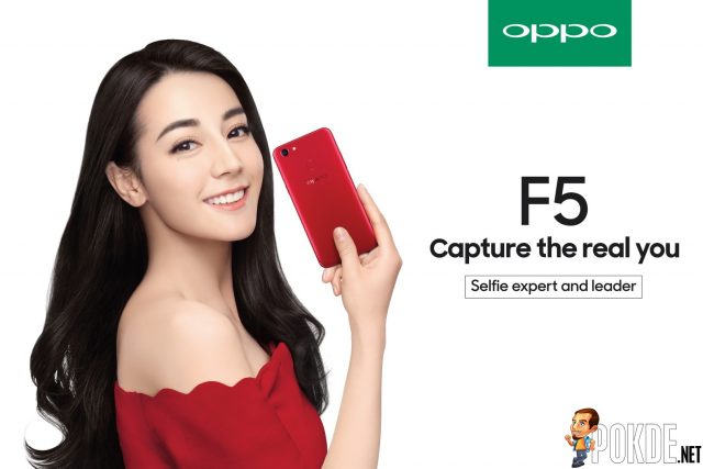 OPPO Reveals Dilireba as OPPO F5 Ambassador - Yoga Lin, Eric Chou as Selfie Icons 25