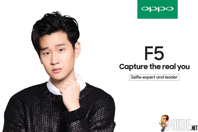 OPPO Reveals Dilireba as OPPO F5 Ambassador - Yoga Lin, Eric Chou as Selfie Icons 27