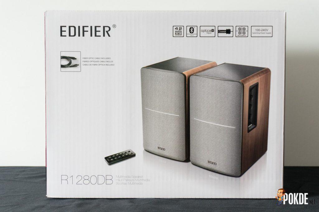 Edifier R1280DB bookshelf speaker review 24