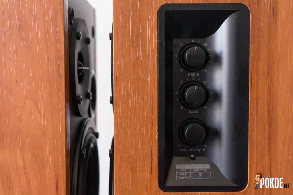 Edifier R1280DB bookshelf speaker review 31