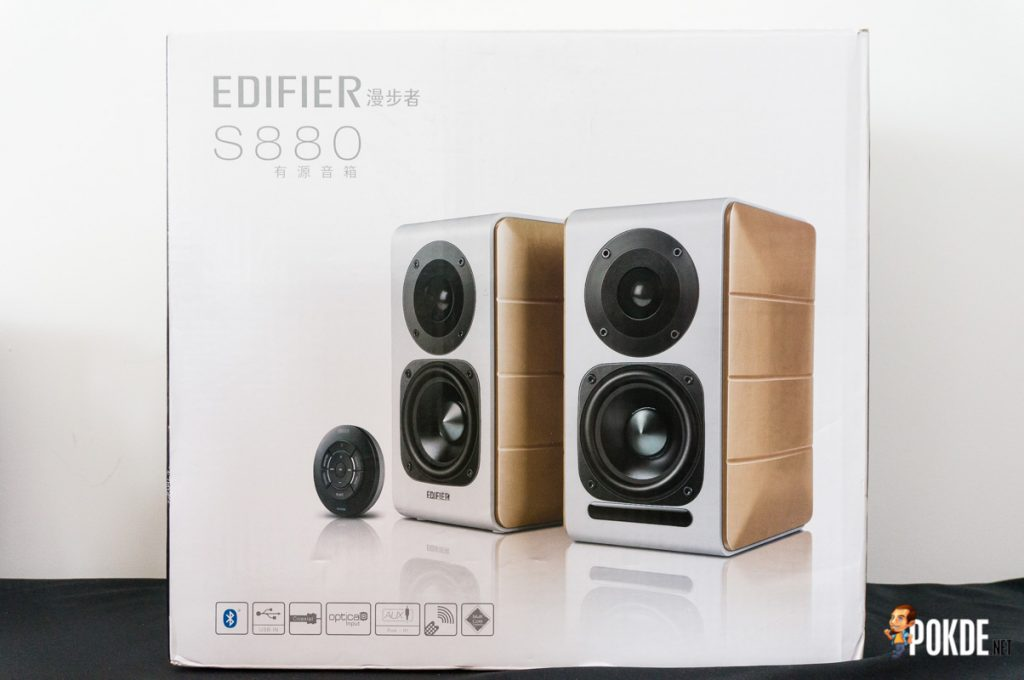 Edifier S880DB Hi-Res Audio certified bookshelf speaker review 21