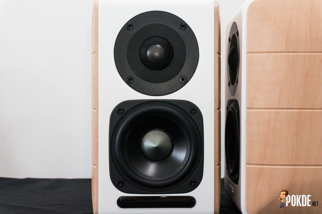 Edifier S880DB Hi-Res Audio certified bookshelf speaker review 31