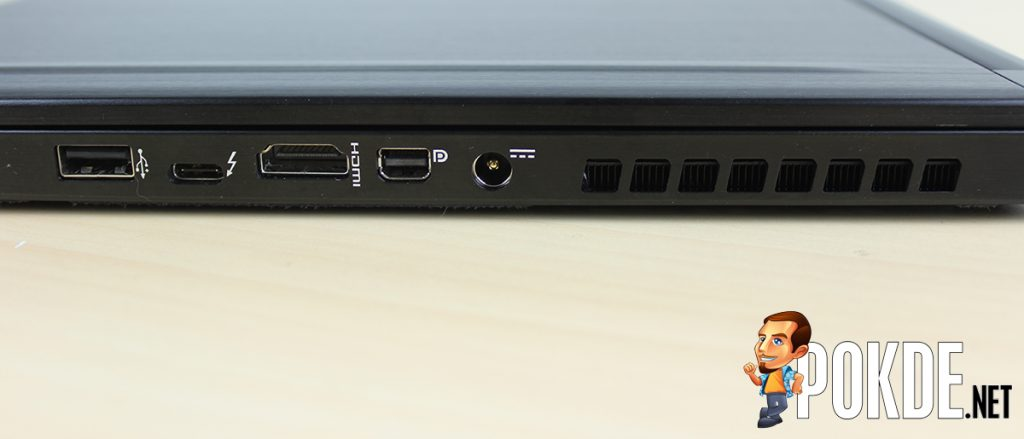MSI GS63 7RD Stealth Review; Slim gaming laptops have a new name 42
