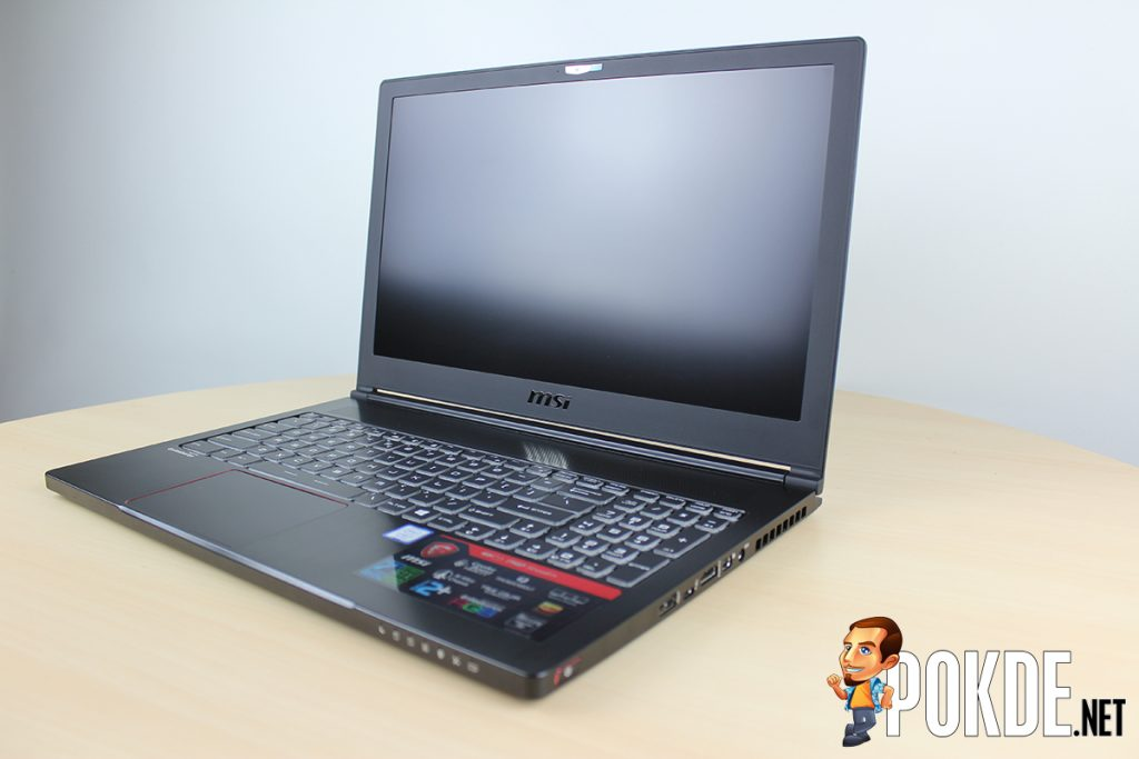 MSI GS63 7RD Stealth Review; Slim gaming laptops have a new name 44