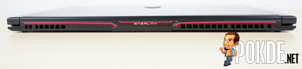 MSI GS63 7RD Stealth Review; Slim gaming laptops have a new name 36