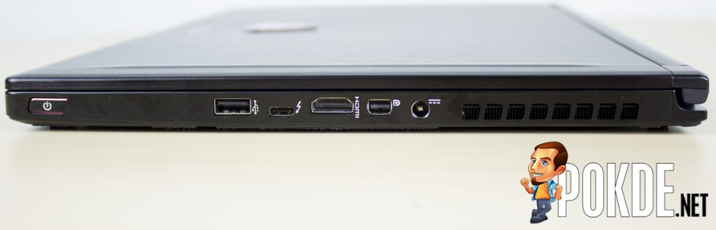 MSI GS63 7RD Stealth Review; Slim gaming laptops have a new name 33