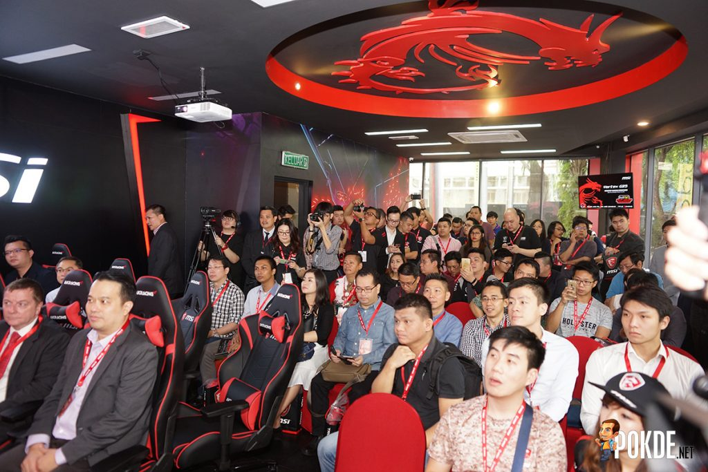 World's largest MSI Store is open now in Malaysia! Experience all of MSI and weekly gaming tournaments here! 27