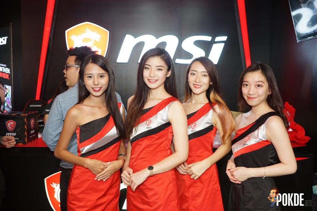 World's largest MSI Store is open now in Malaysia! Experience all of MSI and weekly gaming tournaments here! 28