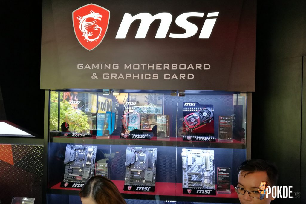 World's largest MSI Store is open now in Malaysia! Experience all of MSI and weekly gaming tournaments here! 25
