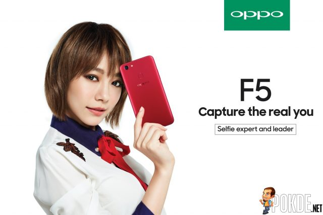 OPPO Reveals Dilireba as OPPO F5 Ambassador - Yoga Lin, Eric Chou as Selfie Icons 31