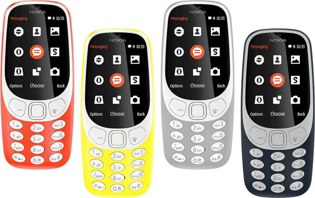 Nokia Relaunches Their Remade Nokia 3310 - Now With 3G! 26