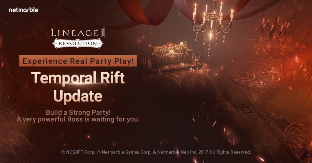 Lineage2 Revolution - New Fortress Siege Added! 27