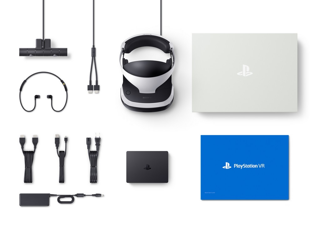 PSVR PlayStation VR Model CUH-ZVR2