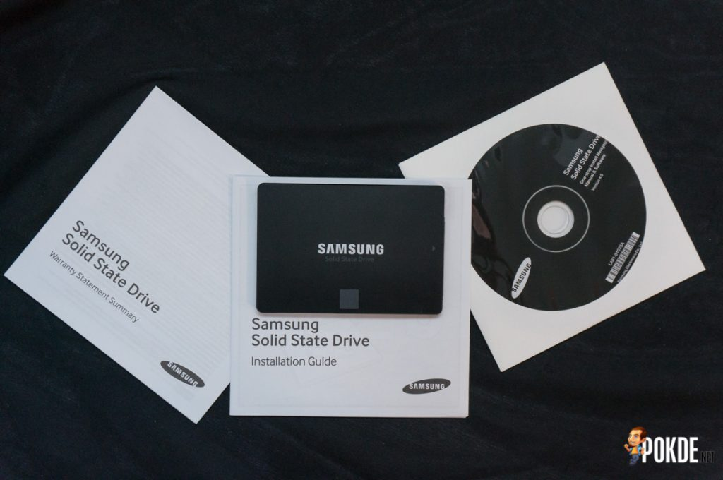 "Samsung 850 EVO 250GB 2.5"" SSD review 28"