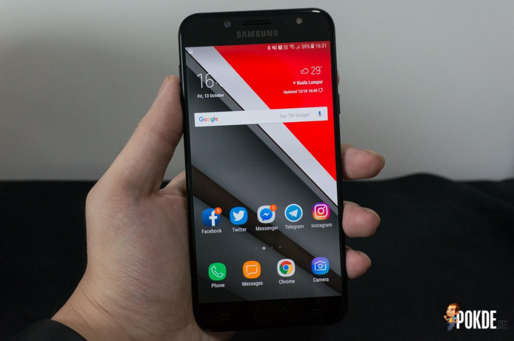 Samsung Galaxy J7+ review; Samsung's budget dual camera phone 36
