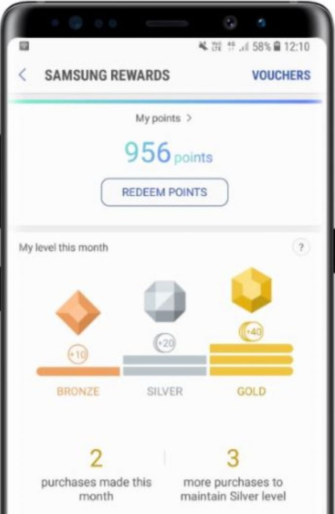 Samsung Introduces Samsung Rewards - Earn More As You Spend! 31