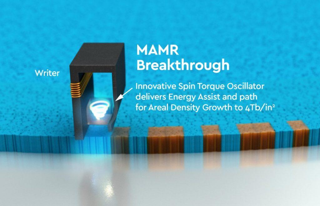Western Digital Unveils MAMR HDD - A World's First! 30