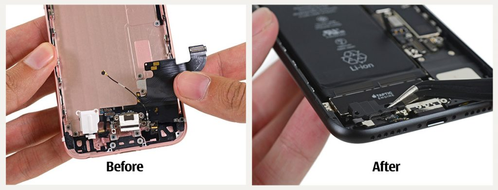 Tale of the disappearing 3.5mm jack; for truly better audio or just to sell you dongles? 26