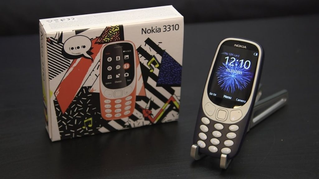 Nokia Relaunches Their Remade Nokia 3310 - Now With 3G! 27