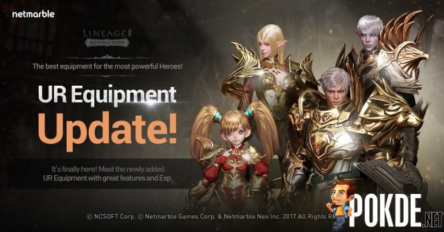 Lineage2 Revolution Receives Major Update - New region and equipment added 23