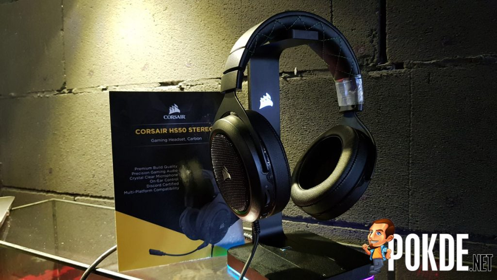 Corsair Releases New Range Products - From PC Cases To Headset Stand! 27