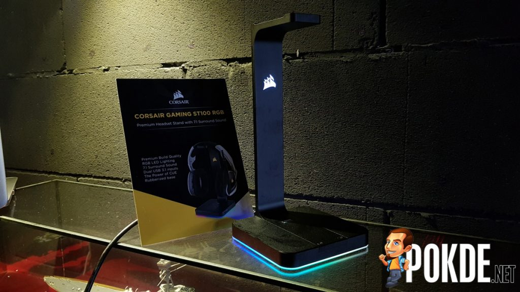 Corsair Releases New Range Products - From PC Cases To Headset Stand! 28