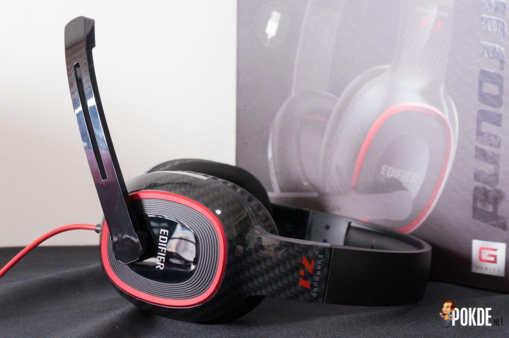 Edifier G20 7.1 gaming headphones review 33