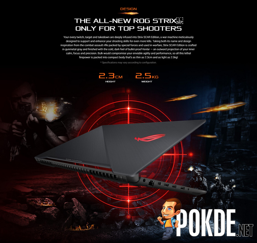 """[LEAKED] ASUS ROG Strix SCAR Edition 15"""" Gaming Laptop Coming Soon! 26"""