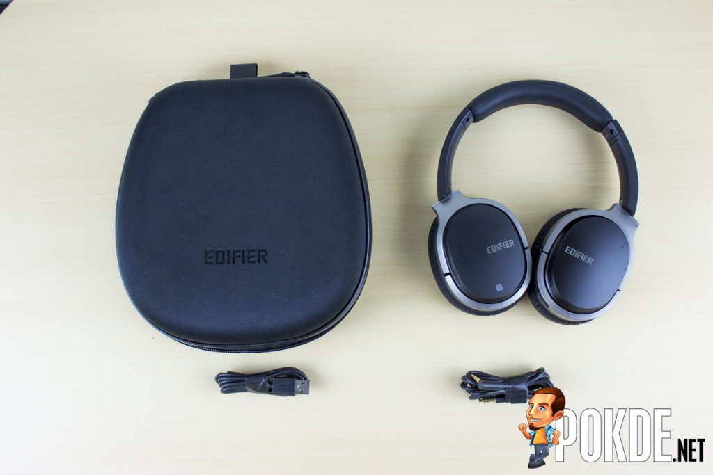 Edifier W830BT Review - The most value for money Bluetooth headset with aptX 32