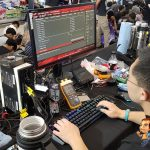 GALAX organized GOC2017 and GEC2017; GPUPI world record broken! 41