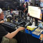 GALAX organized GOC2017 and GEC2017; GPUPI world record broken! 42