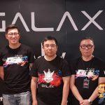 GALAX organized GOC2017 and GEC2017; GPUPI world record broken! 43