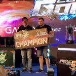 GALAX organized GOC2017 and GEC2017; GPUPI world record broken! 48