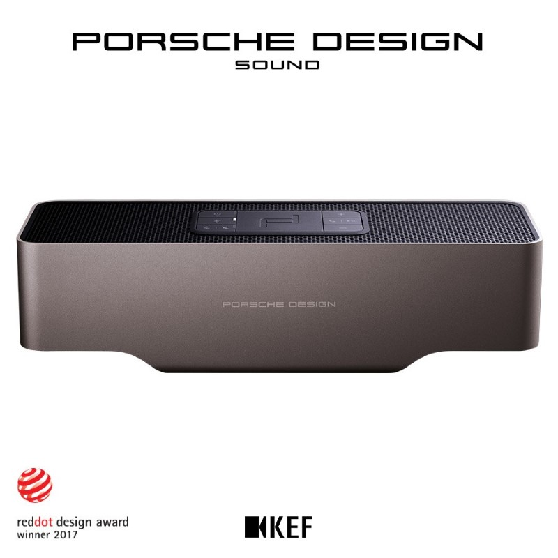 Porsche Design And KEF Unveils Audio Trio - Introducing SPACE ONE WIRELESS, MOTION ONE Black, and GRAVITY ONE Black! 21
