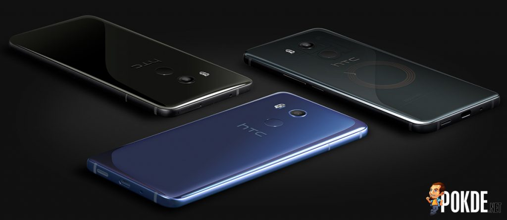 HTC U11+ announced; catches up with the 18:9 trend 25