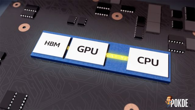 AMD or Intel? Why not both?; Intel integrates AMD Vega and HBM2 on its mobile CPUs 24