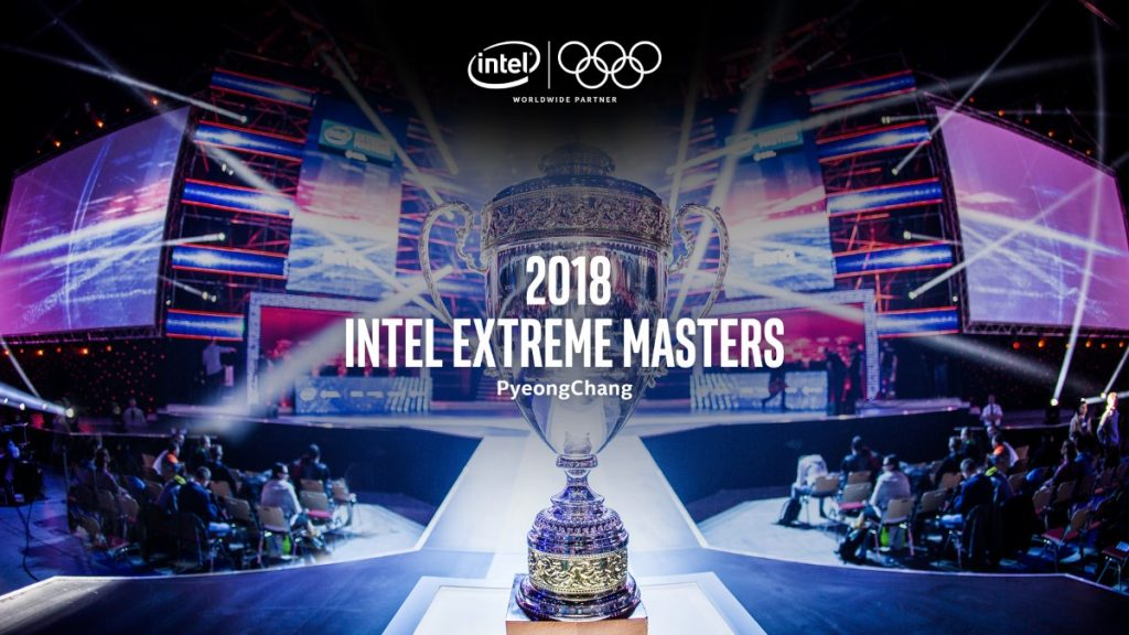 Intel To Host Extreme Masters 2018 PyeongChang - Preparing For The Olympic Winter Games 20