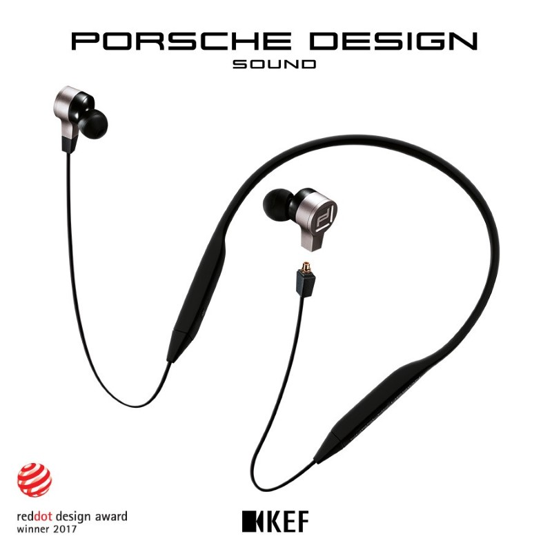 Porsche Design And KEF Unveils Audio Trio - Introducing SPACE ONE WIRELESS, MOTION ONE Black, and GRAVITY ONE Black! 20