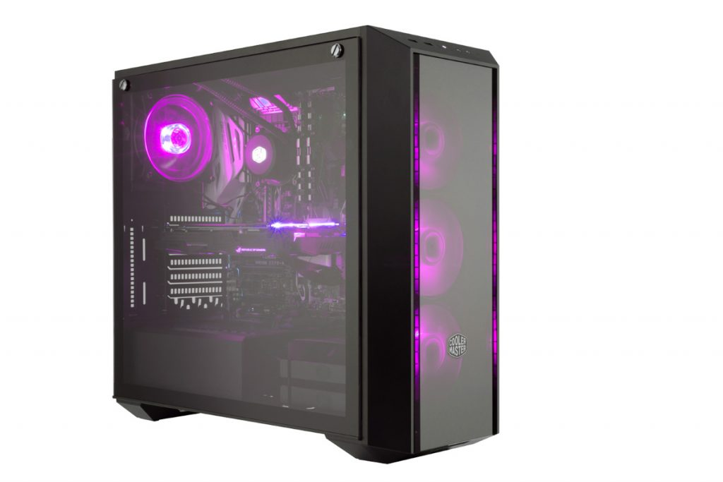Cooler Master Introduces MasterBox Pro 5 - RGB And Tempered Glass Upgrade From The MasterBox 5! 23